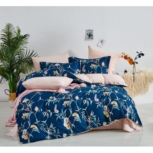 Постельное белье египетский хлопок (сатин) Y20992M Ночная Серенада Word of Dream