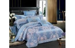 Ткань Жаккард - особенности материала, разновидности для постельного бель